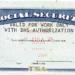 アメリカの永住権が取れたなら忘れずに!SSNカードの更新